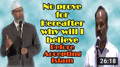Doctor accepted Islam