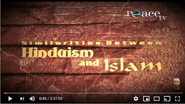 Similarities Between Hinduism & Islam